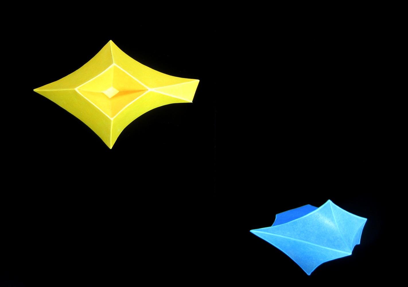 2212)「毛内やすはる<美術作家> [結晶]」 JRタワーARTBOX 9月1日(日)~11月30日(土)_f0126829_859875.jpg