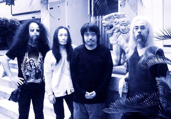 """ACID MOTHERS TEMPLE & SPACE PARANOID\""がドーーーン!!_f0004730_17162413.jpg"