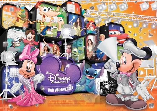 <ディズニー・チャンネル>「開局10周年特別企画」発表!シーへの招待も!_e0025035_10461641.jpg