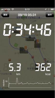 JOG 1 本日より朝ジョギング開始です。_a0139242_6201799.jpg
