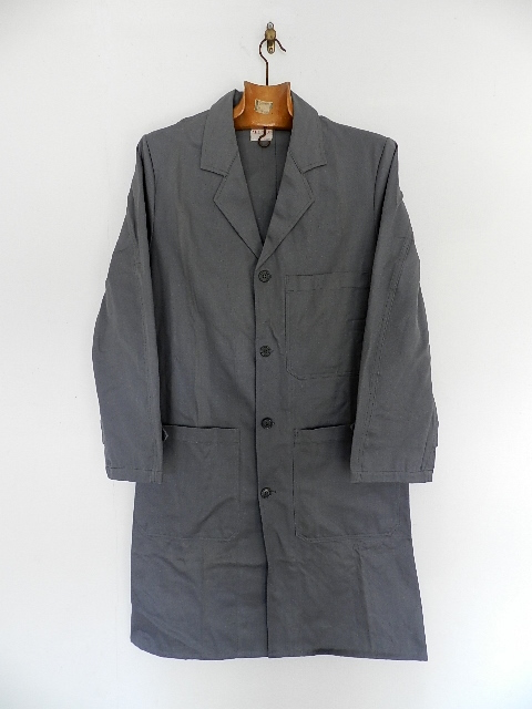 Belgian army 60\'s work coat dead stock_f0226051_12583829.jpg