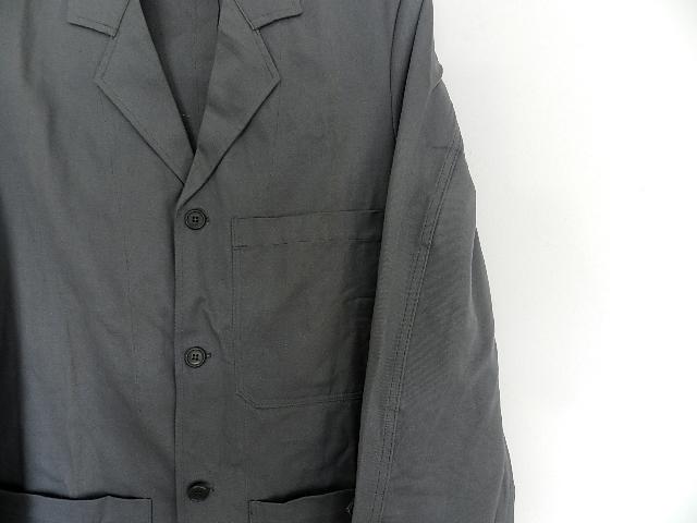 Belgian army 60\'s work coat dead stock_f0226051_12592065.jpg