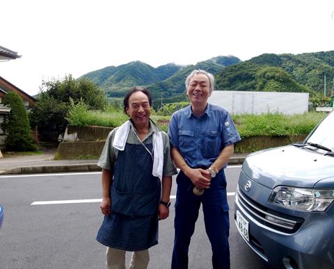 2013年9月『奥信州 幻のキノコ旅』【3】_e0071652_6421048.jpg