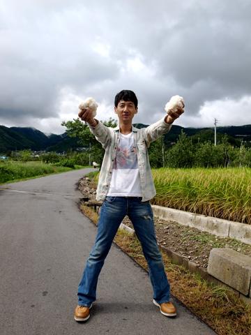 2013年9月『奥信州 幻のキノコ旅』【3】_e0071652_6422550.jpg