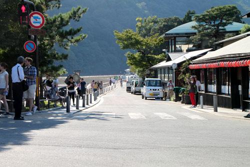 嵐山 渡月橋_e0048413_20145940.jpg