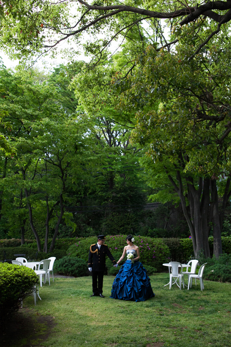 新郎新婦様からのメール 夢の無いという花嫁様へ、花という夢を  杉並会館様へ2_a0042928_21414897.jpg