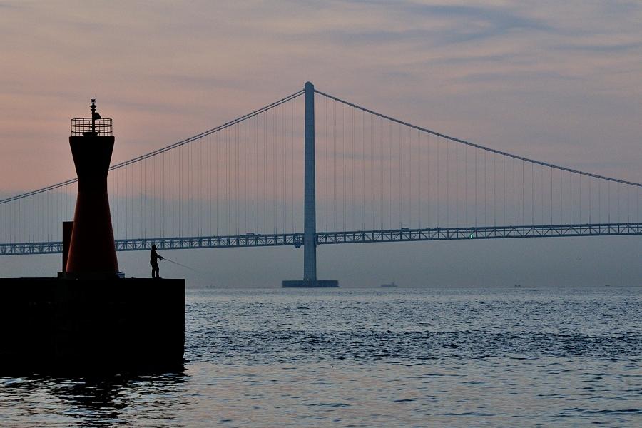 明石漁港(通勤撮影)_d0148541_2041112.jpg