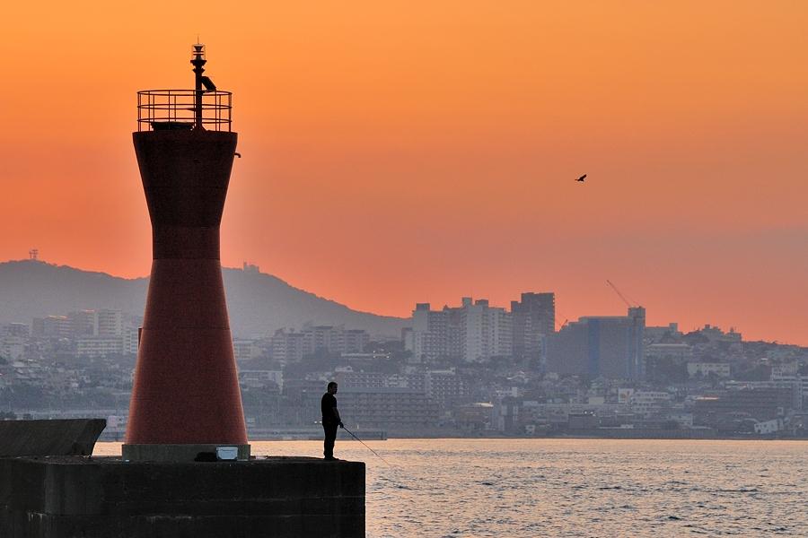 明石漁港(通勤撮影)_d0148541_20444925.jpg