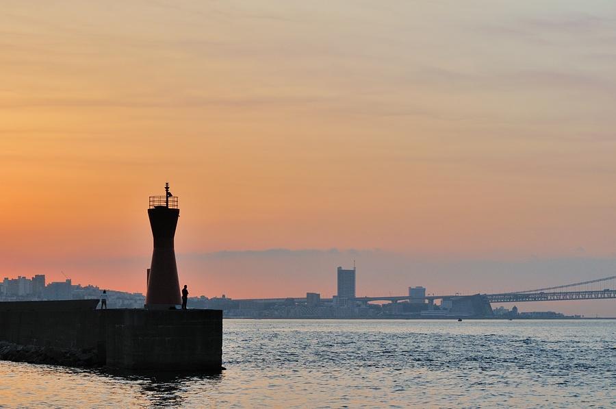 明石漁港(通勤撮影)_d0148541_20445827.jpg