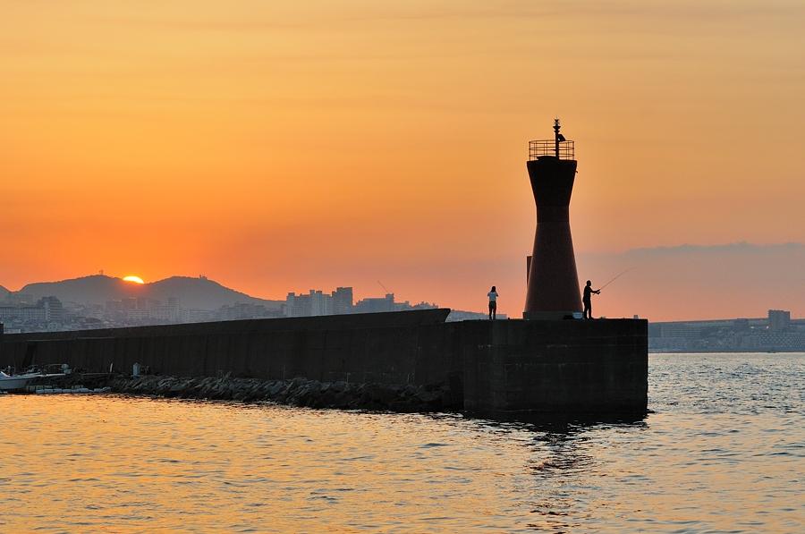 明石漁港(通勤撮影)_d0148541_2045458.jpg