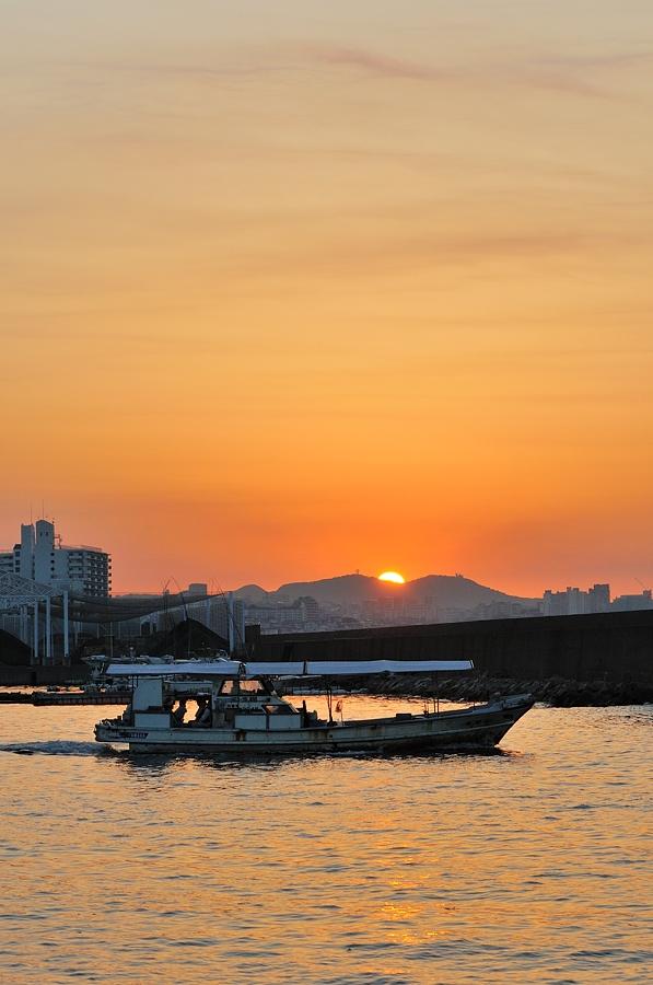 明石漁港(通勤撮影)_d0148541_2046224.jpg