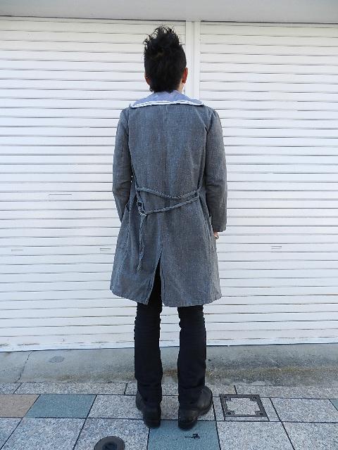 Black chambray atelier coat 2013 sep snaps_f0226051_21184861.jpg