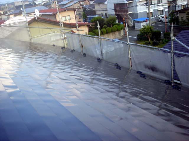 N様邸の外部塗装メンテナンス_f0150893_15455064.jpg