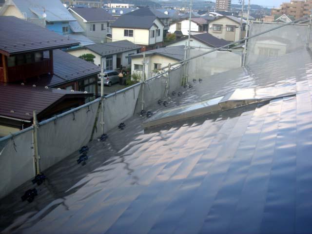N様邸の外部塗装メンテナンス_f0150893_154695.jpg