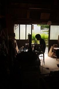 ①小島優さんの工房に行ってきました=前編=_f0226293_23265013.jpg