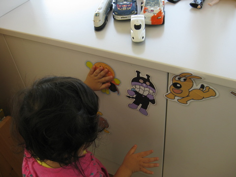 賑やかな託児室✿_b0228113_17302568.jpg
