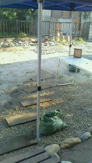 庭に新たな動きあり。_c0289116_17243643.jpg