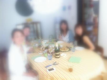 ママ友と、ミレユンヌパーティ♪_f0141419_8441351.jpg