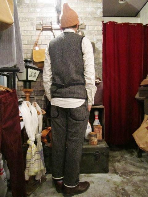 "AmanjaKania \""Original Beach Cloth VEST&PANTS\"" ご紹介_f0191324_9463492.jpg"