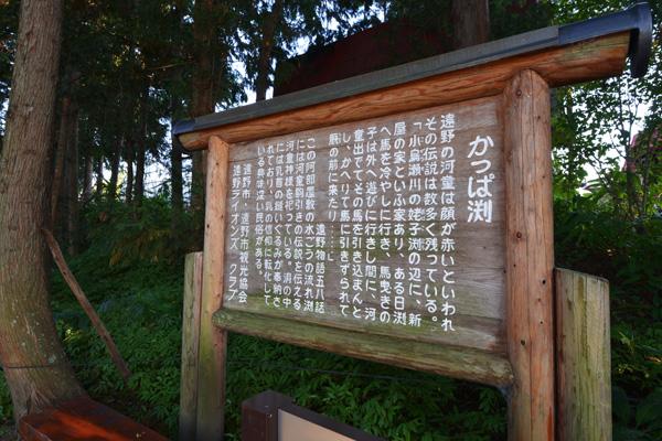 カッパ淵〜岩手県遠野市_b0175635_1365696.jpg