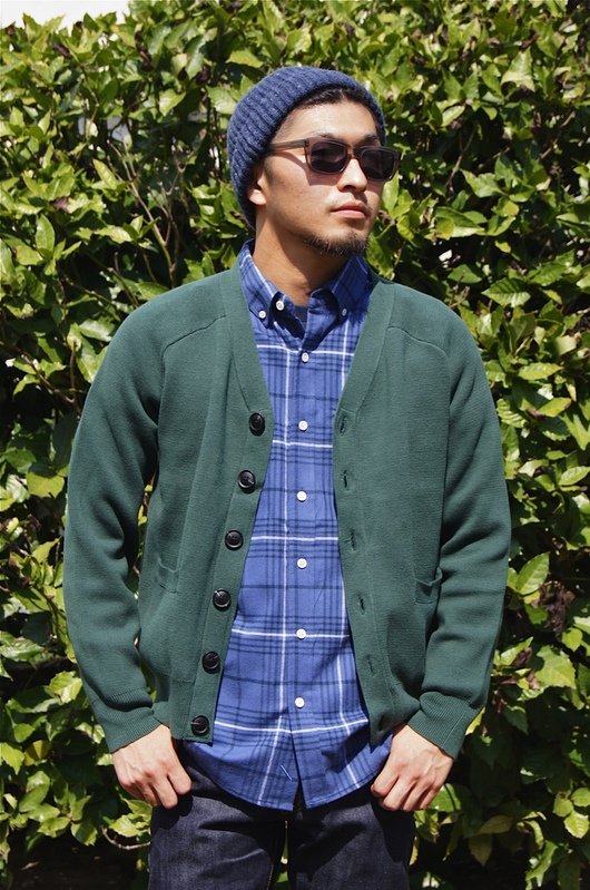 SATURDAYS SURF NYC & S/DOUBLE - New item styling!!_f0020773_2145985.jpg