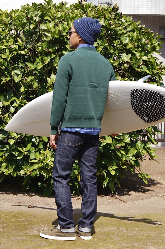 SATURDAYS SURF NYC & S/DOUBLE - New item styling!!_f0020773_2152983.jpg