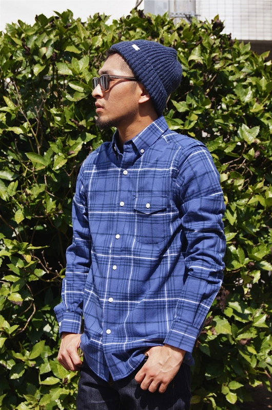 SATURDAYS SURF NYC & S/DOUBLE - New item styling!!_f0020773_216819.jpg