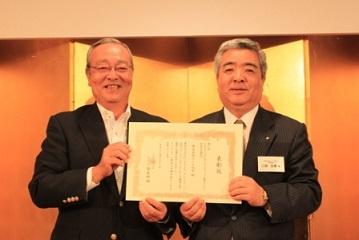TOTOシステムキッチン「クラッソ」全国グランプリ表彰式に行ってきました_e0190287_16413583.jpg