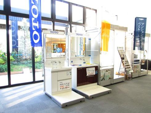平沼店の展示相談会を行っています。_e0190287_208038.jpg