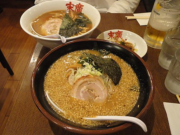 つけ麺じゃなくラーメン_e0230011_208181.jpg