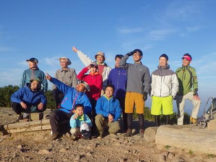 またまたですが、氷ノ山御来光登山!_f0101226_16393.jpg
