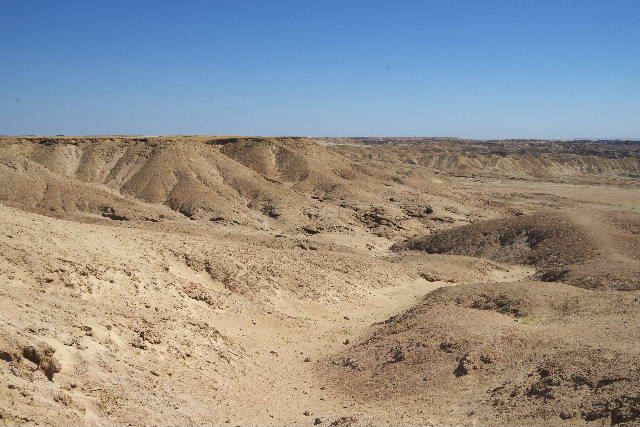 アタカマ砂漠の「月の谷」_c0011649_22113567.jpg