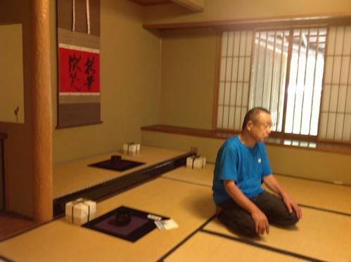 77歳現役陶芸家 藤田登太郎氏から人生観を学ぶ_b0153663_12444034.jpg