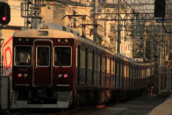 阪急神崎川で撮り鉄 _d0202264_1939238.jpg