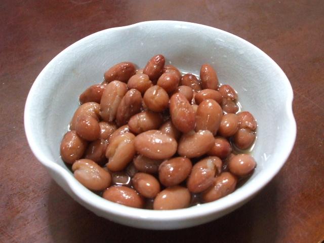 金時豆の甘煮_f0019498_1524577.jpg