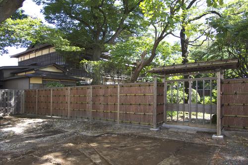 旧料亭金勇:耐震改修完了検査引渡2_e0054299_13401963.jpg