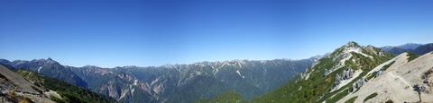 山ガールを求めて 北鎌尾根_d0237801_19155738.jpg