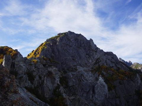 山ガールを求めて 北鎌尾根_d0237801_19582142.jpg