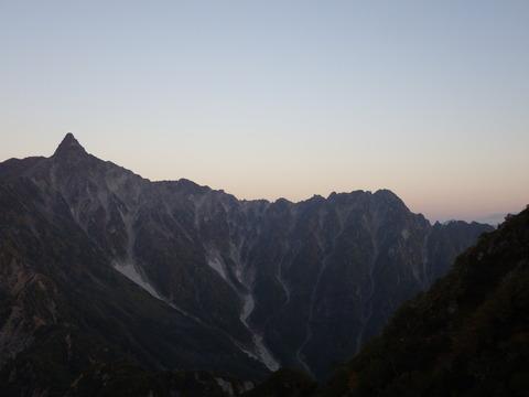 山ガールを求めて 北鎌尾根_d0237801_2025249.jpg