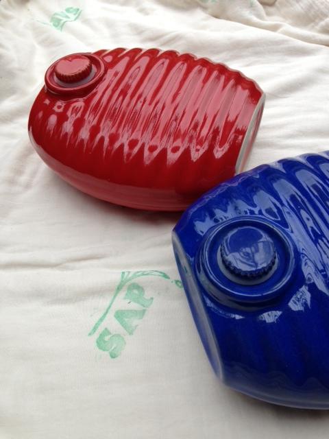 陶器の 「湯たんぽ」 入荷!_e0177713_13174371.jpg