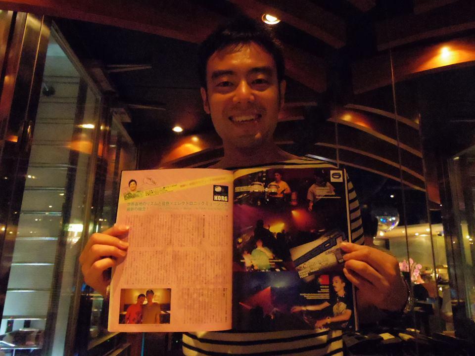 ◉日本☆ポルトガル友好470周年に渋谷WOMBで最新のSESSIONを実現♬ @latinacojp ▶_b0032617_1932126.jpg