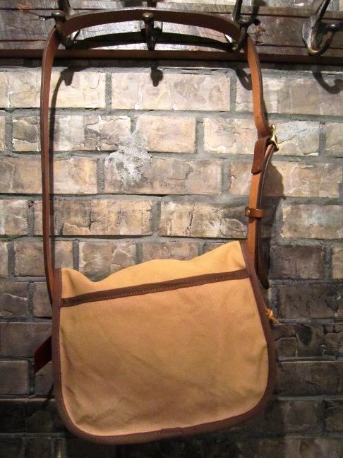 """SLOW \""""tannin shoulder bag Ssize\"""" ご紹介_f0191324_950078.jpg"""