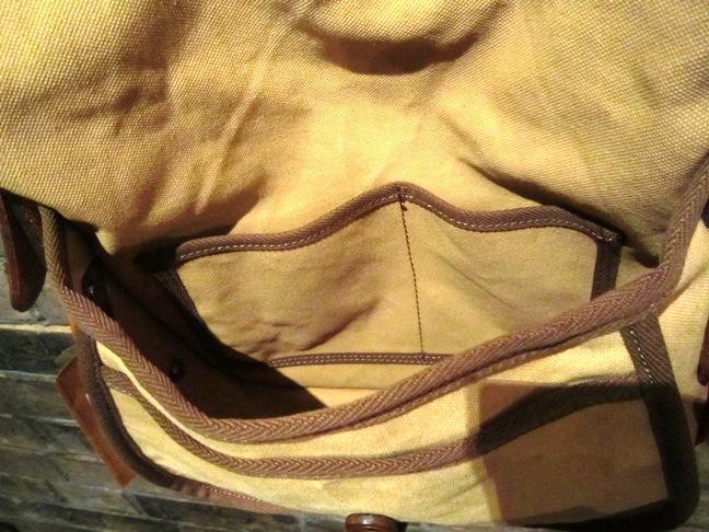 """SLOW \""""tannin shoulder bag Ssize\"""" ご紹介_f0191324_9503226.jpg"""