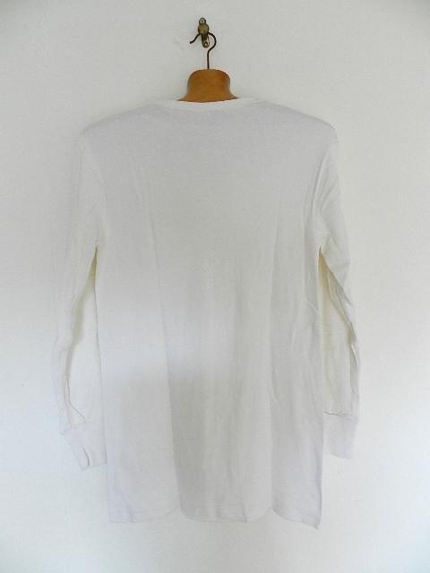 Bulgarian army u-neck t-shirts long sleeves_f0226051_12474452.jpg