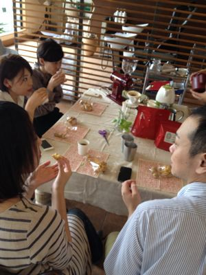 福伝珈琲のコーヒーセミナー_c0188311_15205072.jpg