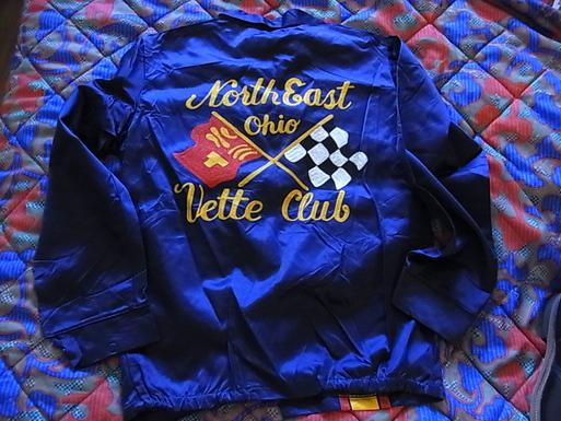 60's~サテンCAR CLUB JKT!_c0144020_18135496.jpg