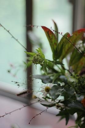 ikanika 9月の花の会・・・♪_f0168730_19593440.jpg