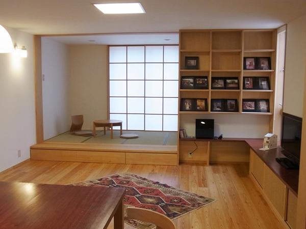 「南葛西の家」完成見学会終了_c0019551_19475551.jpg