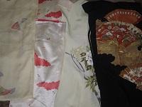 たくさんの着物をもってきて下さいました。_a0298652_1174927.jpg