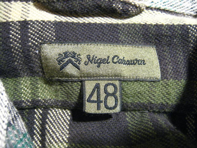 Nigel Cabourn AW2013!!_b0121563_18541748.jpg